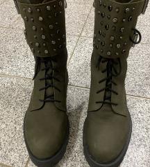 Army zeleni zimski škornji