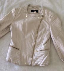 Usnjena jakna Bershka