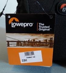 Lowepro Format 140 (iz 27,99€ na 15€ z etiketo)
