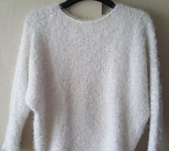 Bel pulovarček