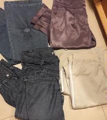 hlače 3 kosi M   AKCIJA