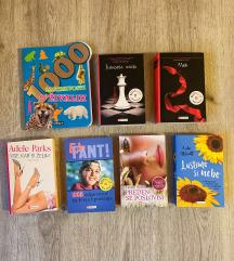 Knjige / romani