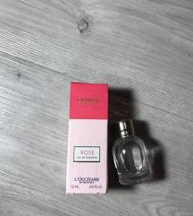 L'ocitane mini parfum ROSE