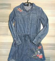 Jeans oblekca/tunika