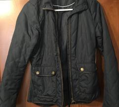 Temno modra prehodna jaknica
