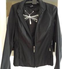 Črna jakna H&M 38