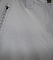 Sive pohodne hlače