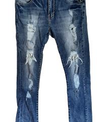 WATER jeans hlače z
