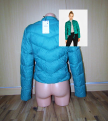 Bershka nova prehodna jakna (za št.: 38)