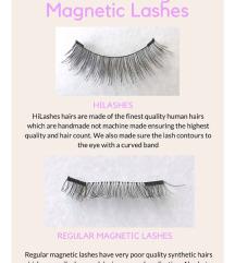 ORIGINAL Hi lashes magnetne trepalnice