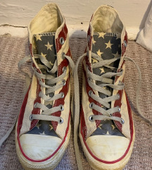 Vintage Converse All Star American Flag