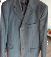 Moška obleka Hugo Boss 52-54