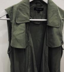 Olivna jakna / brezrokavnik