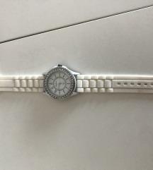 Ženska ura z biserčki zelo lepa kot nova
