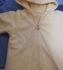 Nov topel pajac 56cm 1 do 3 mesce