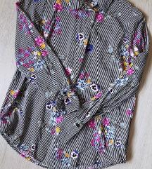 Bluza z rožami
