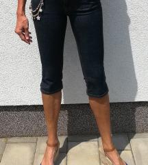 ZARA jeans capri hlace  PTT vstet 36/