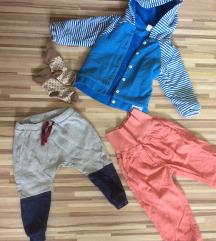 Otroška oblačila 80