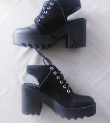 H&M čevlji s platformo
