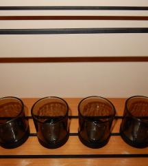 DOM - dekoracija ■svečnik za čajne svečke ■nov