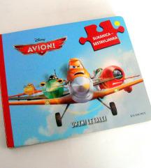 Disney AVIONI-Drzni Letalci: Zgodba/sestavljanka