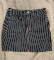 Bershka jeans krilo