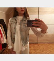 Jeans brezrokavnik H&M