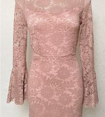 Obleka Roza