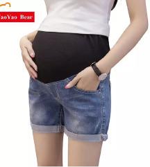 IŠČEM nosečniške kratke hlače