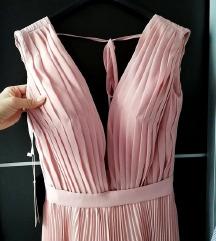 ZNIŽ.NOVA plise maturantska obleka (MPC 150€)