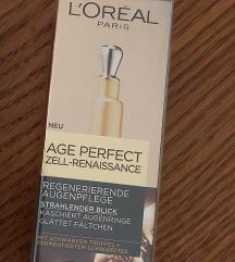 Loreal serum  krema age perfect