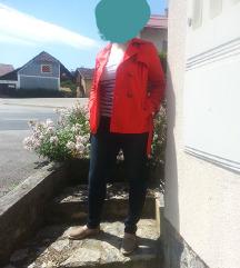 Rdeča prehodna jakna Orsay MPC 40 eur