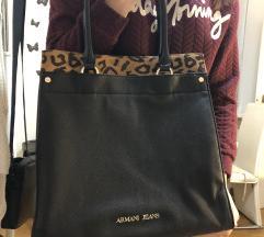 Armani jeans torbica in/ali čevlji