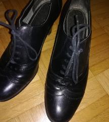 Čevlji usnjeni št.38