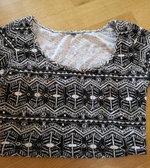 Crop top/ kratka majica