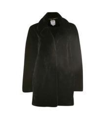 Znizano- Nov faux fur plašč