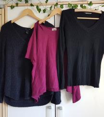 zimska oblačila, puloverji
