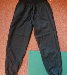 Baggy črne hlače
