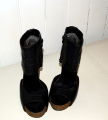 BRONX sandali s peto