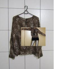 'gepard' open-back majica/bluza