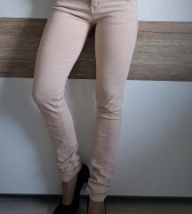 Pull & Bear skinny hlače, kožne, XXS/XS