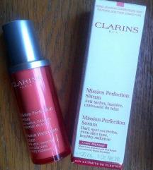Clarins Mission Perfection serum za popolno kožo