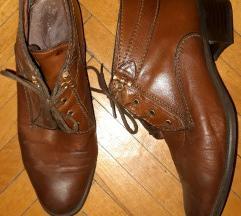 Usnjeni italijanski škornji