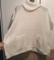 S/M pleten bel počno z žepi