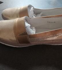 Alpina, usnjeni čevlji, novi
