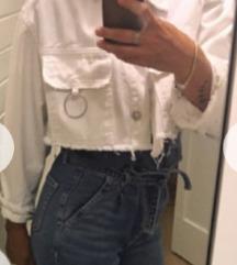 jakna jeans S M bershka