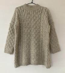 Zara volnen pulover