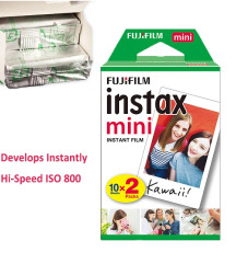 instax mini polaroid film