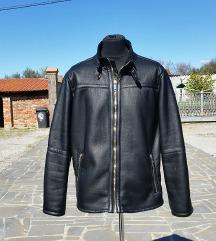 ZARA št. 54 umetno usnje jakna