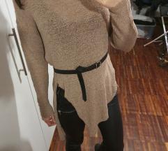 H&M puloverček z razporkom (z etiketo!)